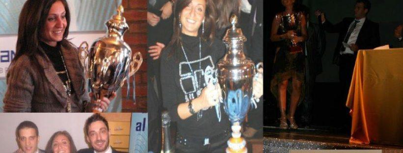 Premiazioni Francesca Meli
